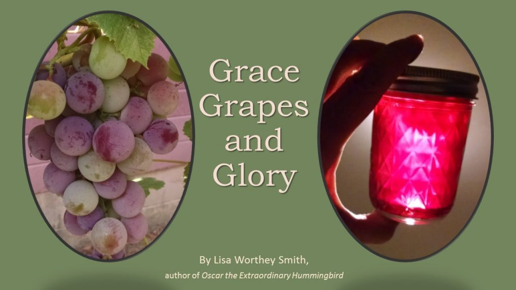 Grace for guest blog with Debbie Wilson